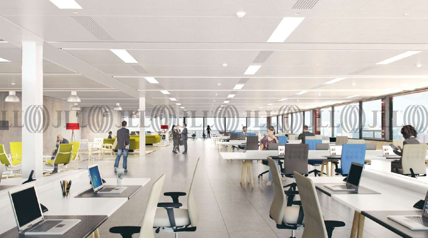 Office Manchester, M3 5ER - Two New Bailey Square  - 2