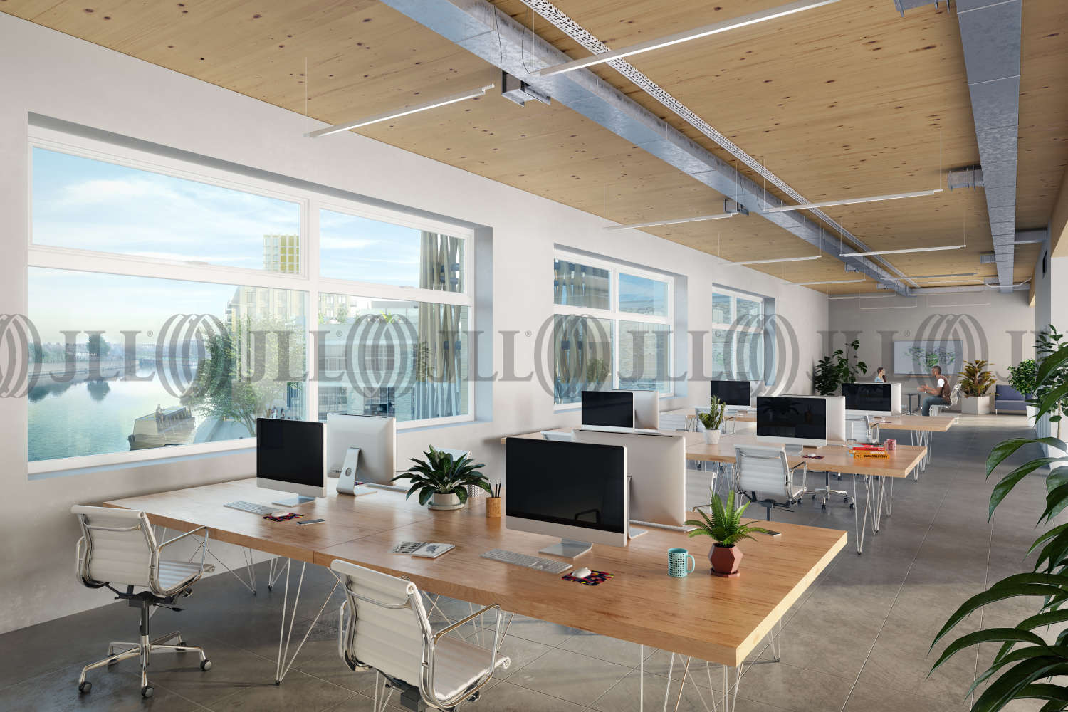 Office London, E15 2QS - Sugar House Island - 1
