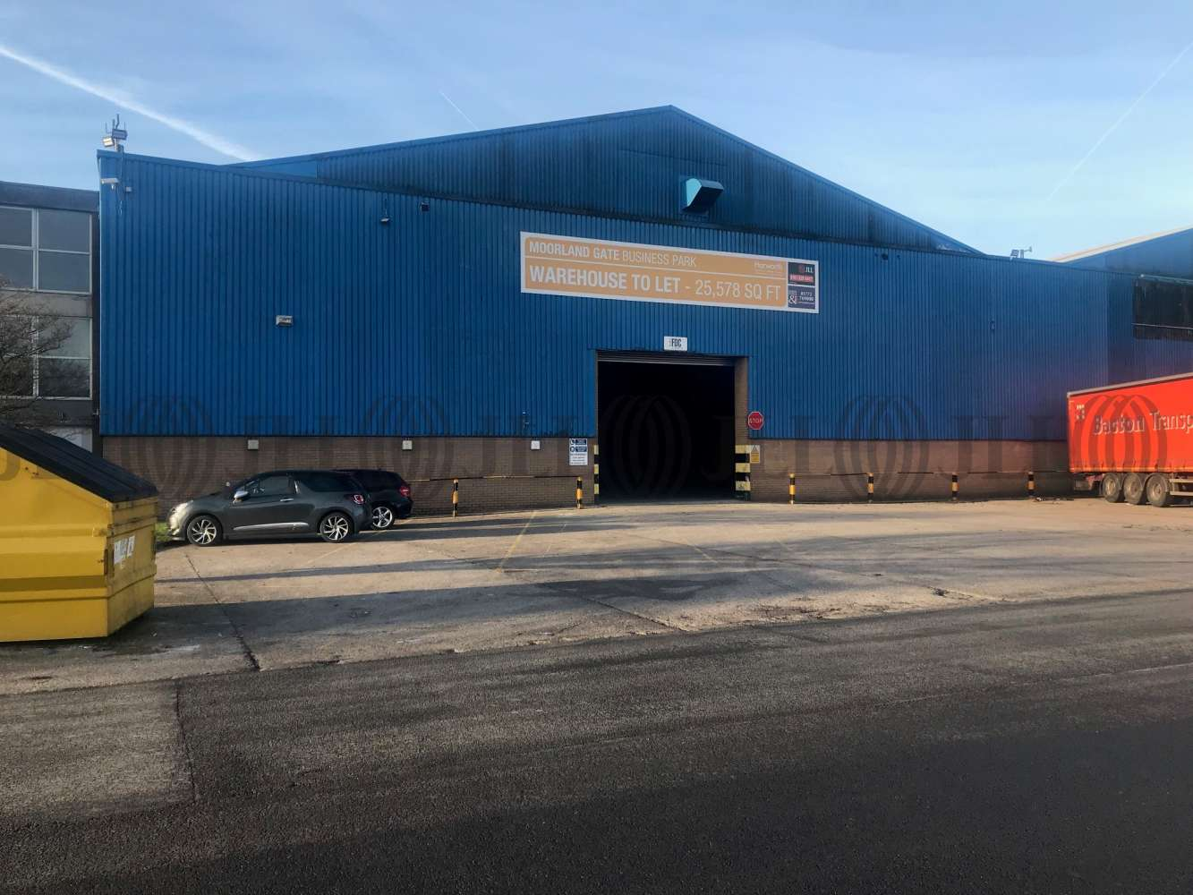 Industrial Chorley, PR6 9DR - Moorland Gate Business Park - 1