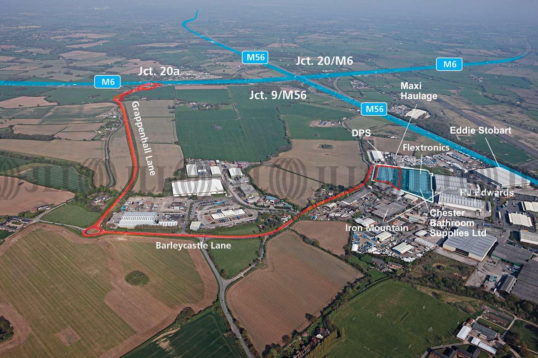 Industrial Warrington, WA4 4TQ - Block A, Stretton Green Distribution Park - 0059942