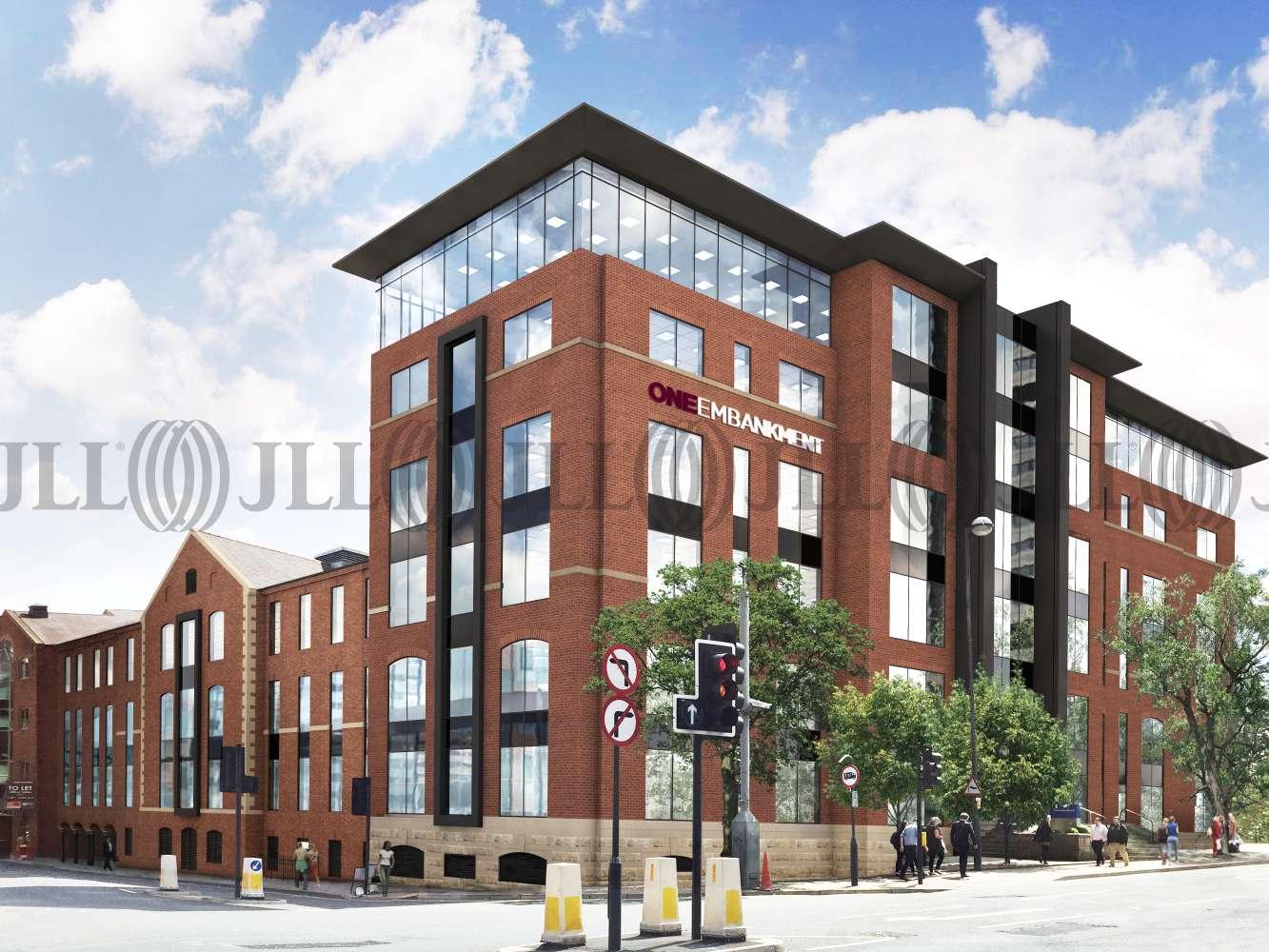 Office Leeds, LS1 4HW - No 1 The Embankment - 3