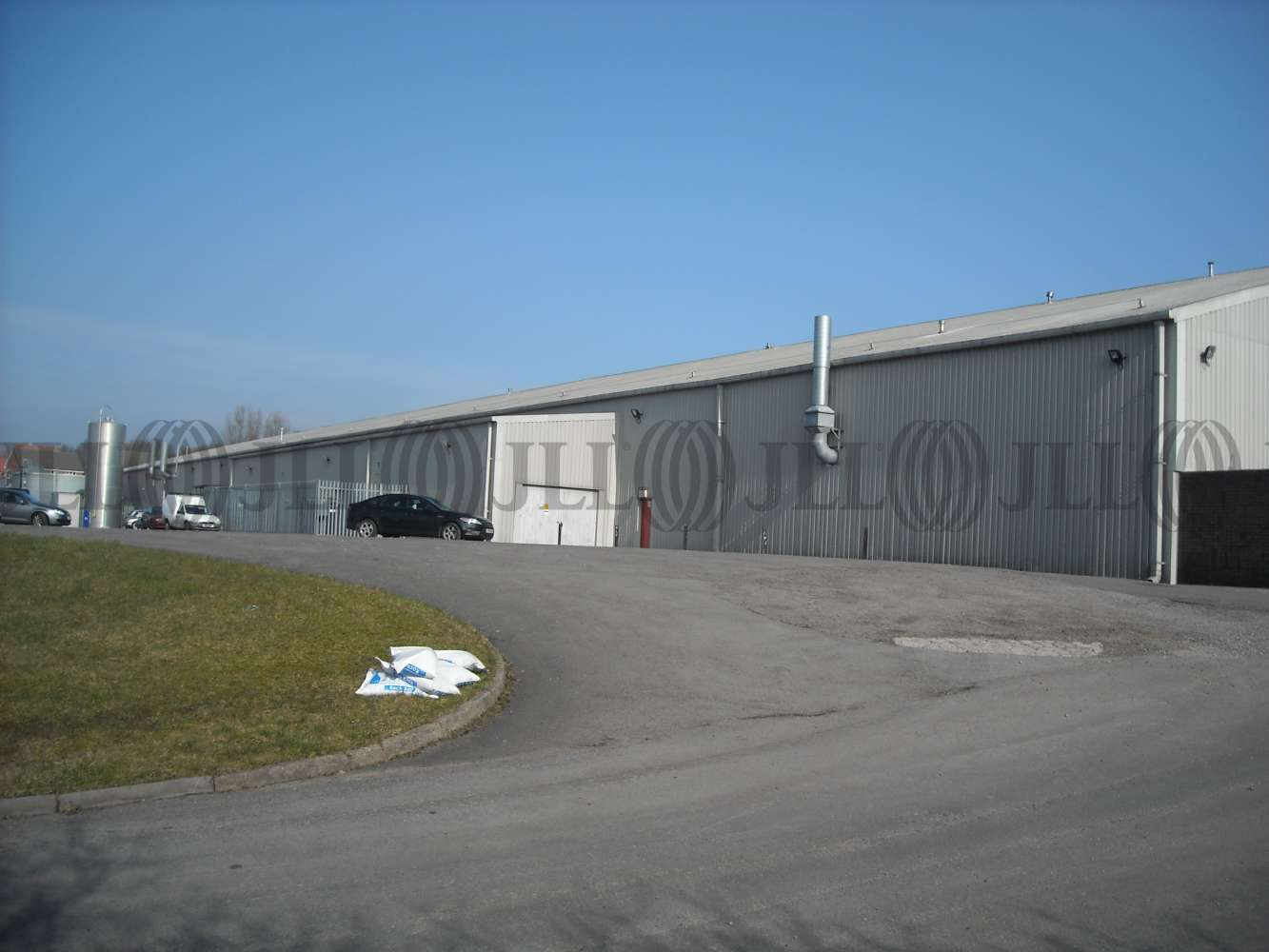 Industrial Caerphilly, CF81 9FW - Pengam Road - 0303069