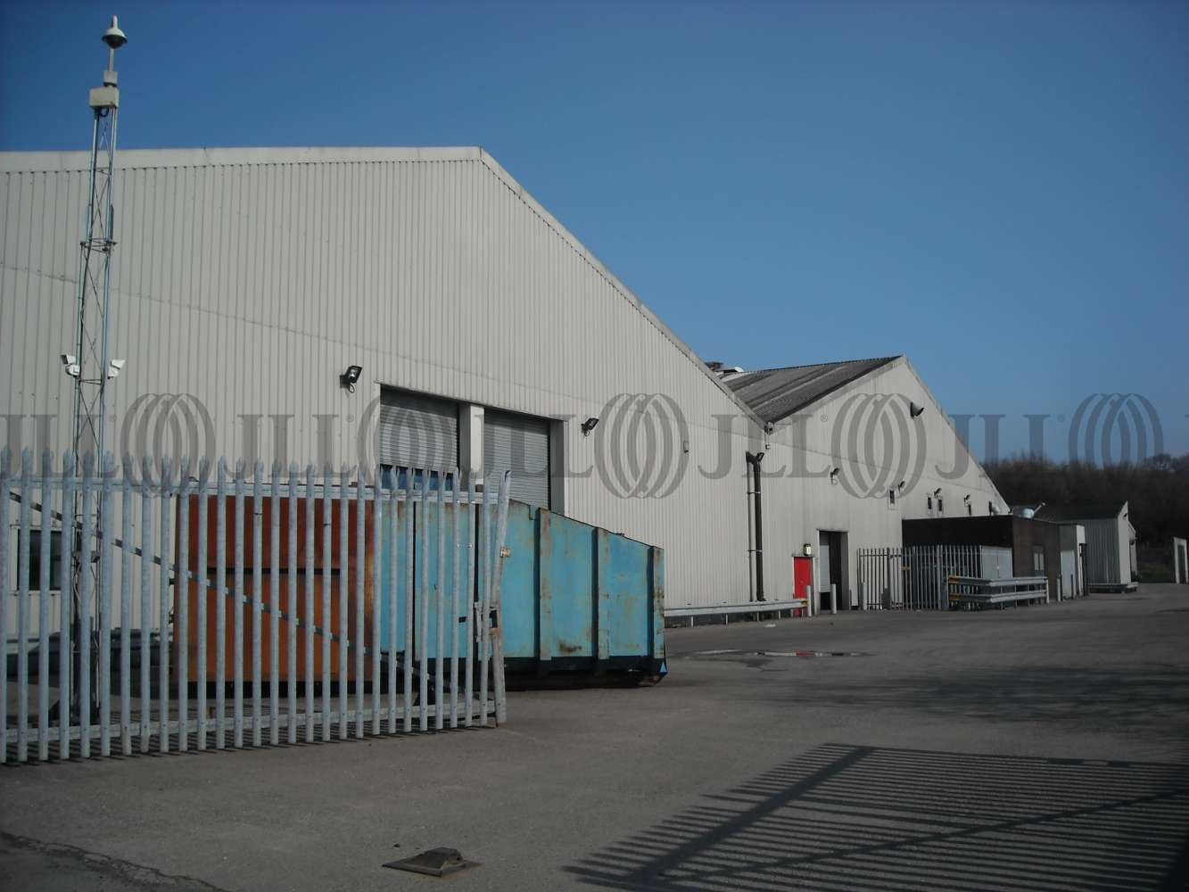 Industrial Caerphilly, CF81 9FW - Pengam Road - 0303067