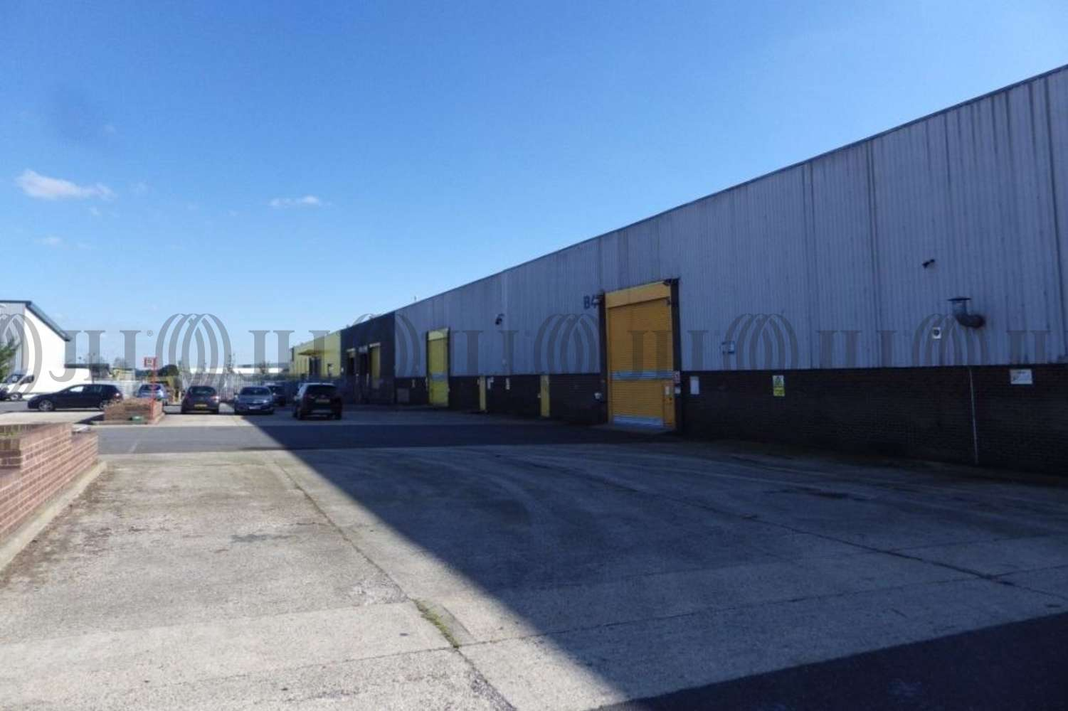 Industrial Basingstoke, RG21 6YU - Units B4-B6 Houndmills Industrial Estate - 1