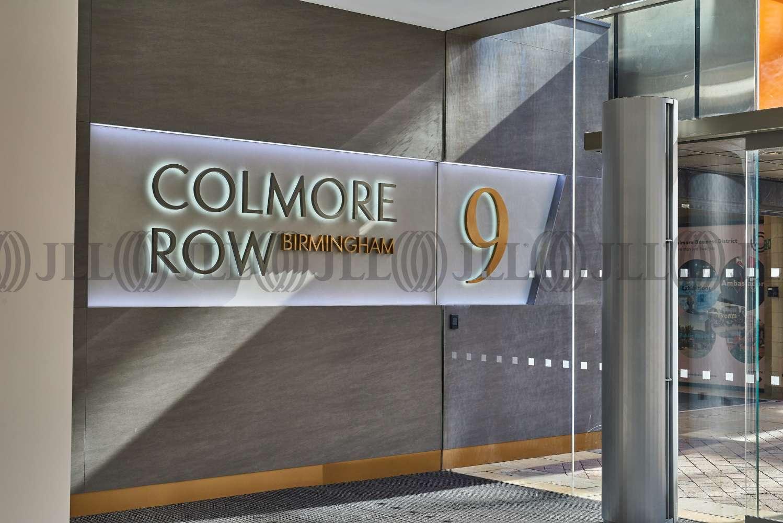 Office Birmingham, B3 2BJ - 9 Colmore Row - 1854