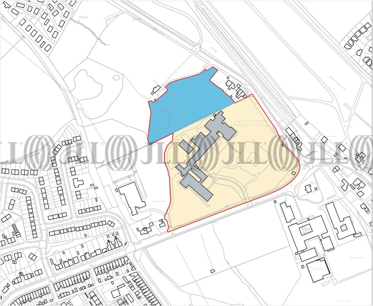 Land Aberdare, CF44 8ST - Former Coleg y Cymoedd Campus - 1