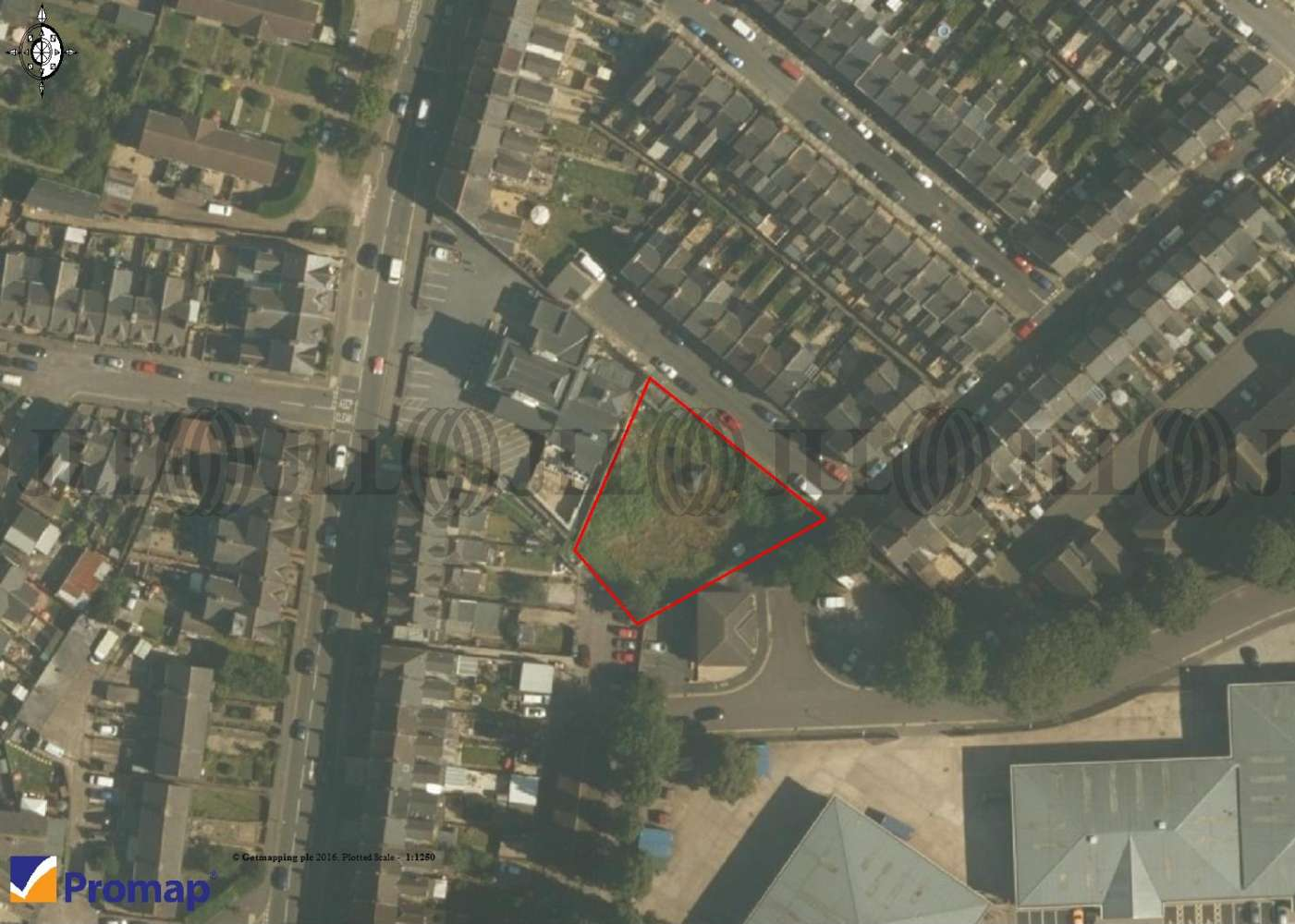 Land Exeter, EX2 8JD - Land off Percy Road  - 25555
