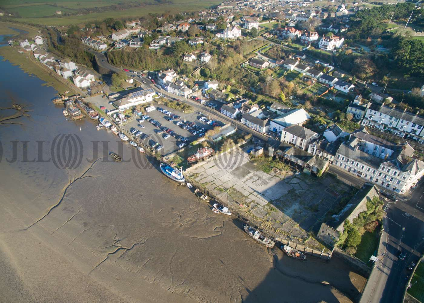 Land Bideford, EX39 4AE - East the Water Wharves - 1