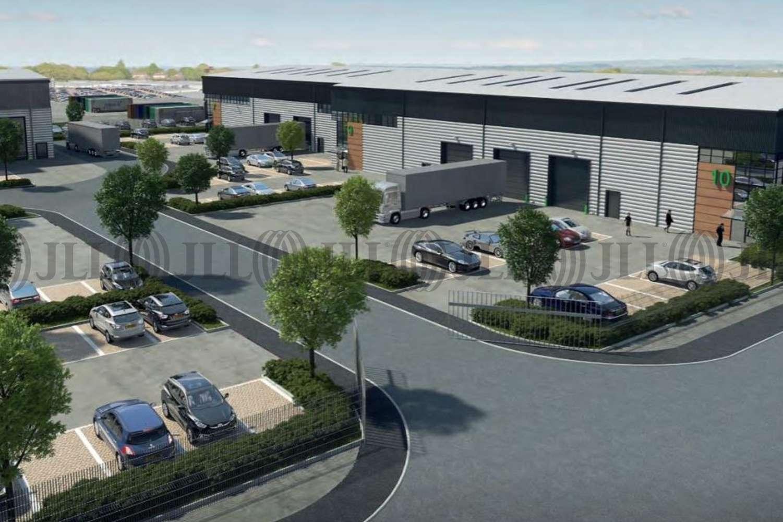 Industrial Egham, TW20 8RJ - Egham Business Park, Ten Acre Lane - 57800