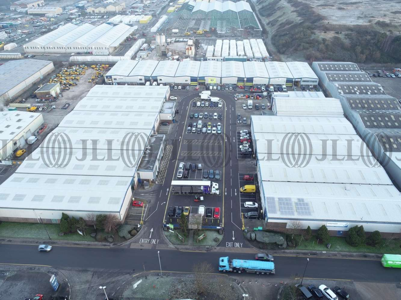 Industrial Bristol, BS11 9YE - Unit 7, St Andrews Trading Estate - 058003