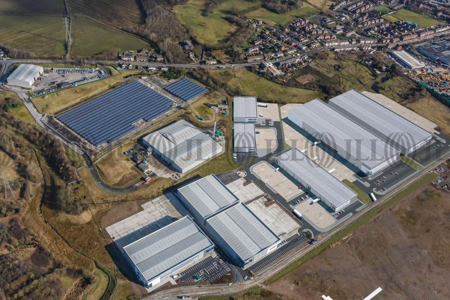 Industrial Bolton, BL5 1BT - Multiply at Logistics North - Phase 2 - 1