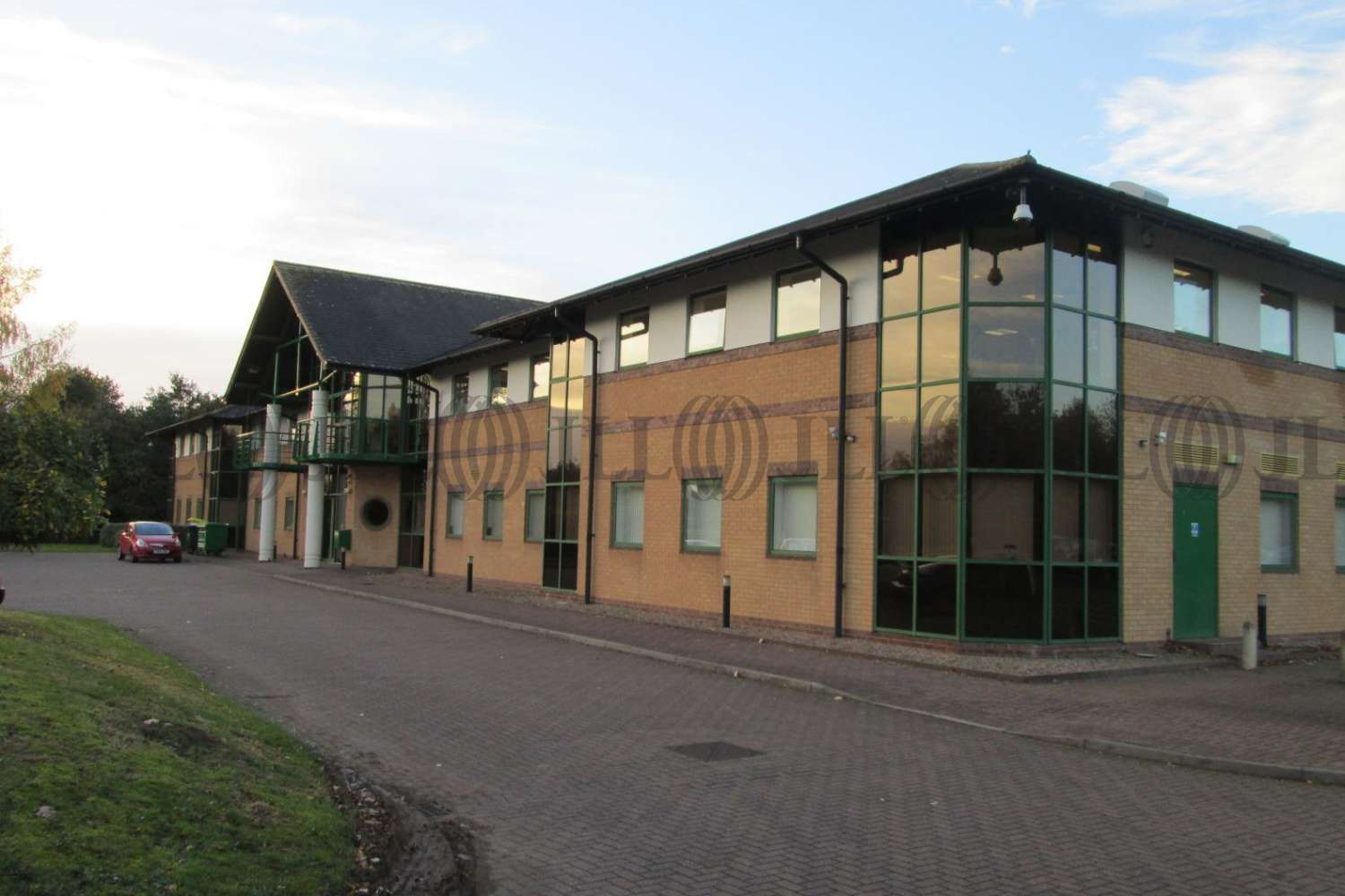 Office Nottingham, NG11 6JS - 1 Mere Way, Ruddington Fields Business Park
