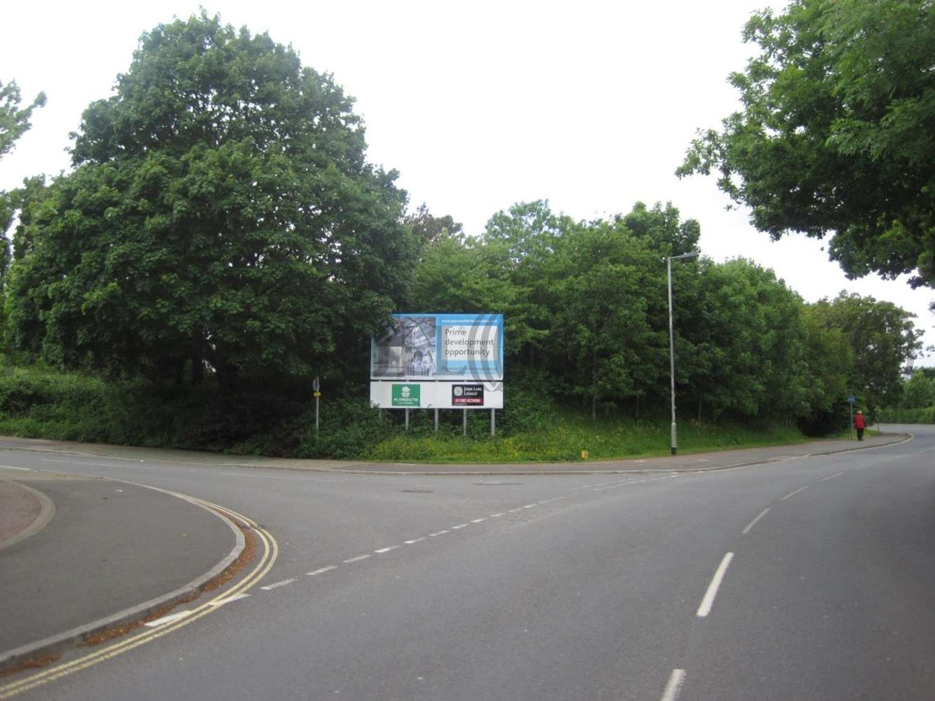 Land Plymouth, PL6 5WR - Part Plot B240 - 240