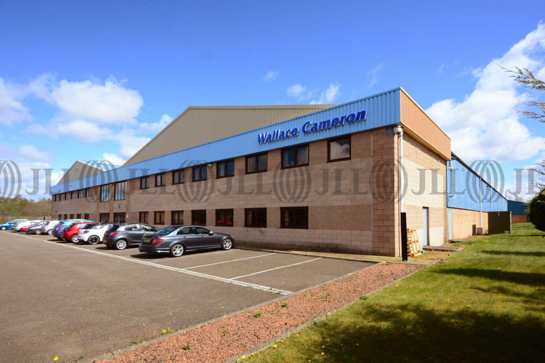 Industrial Wishaw, ML2 0JG - 26 Netherhall Road - 3654