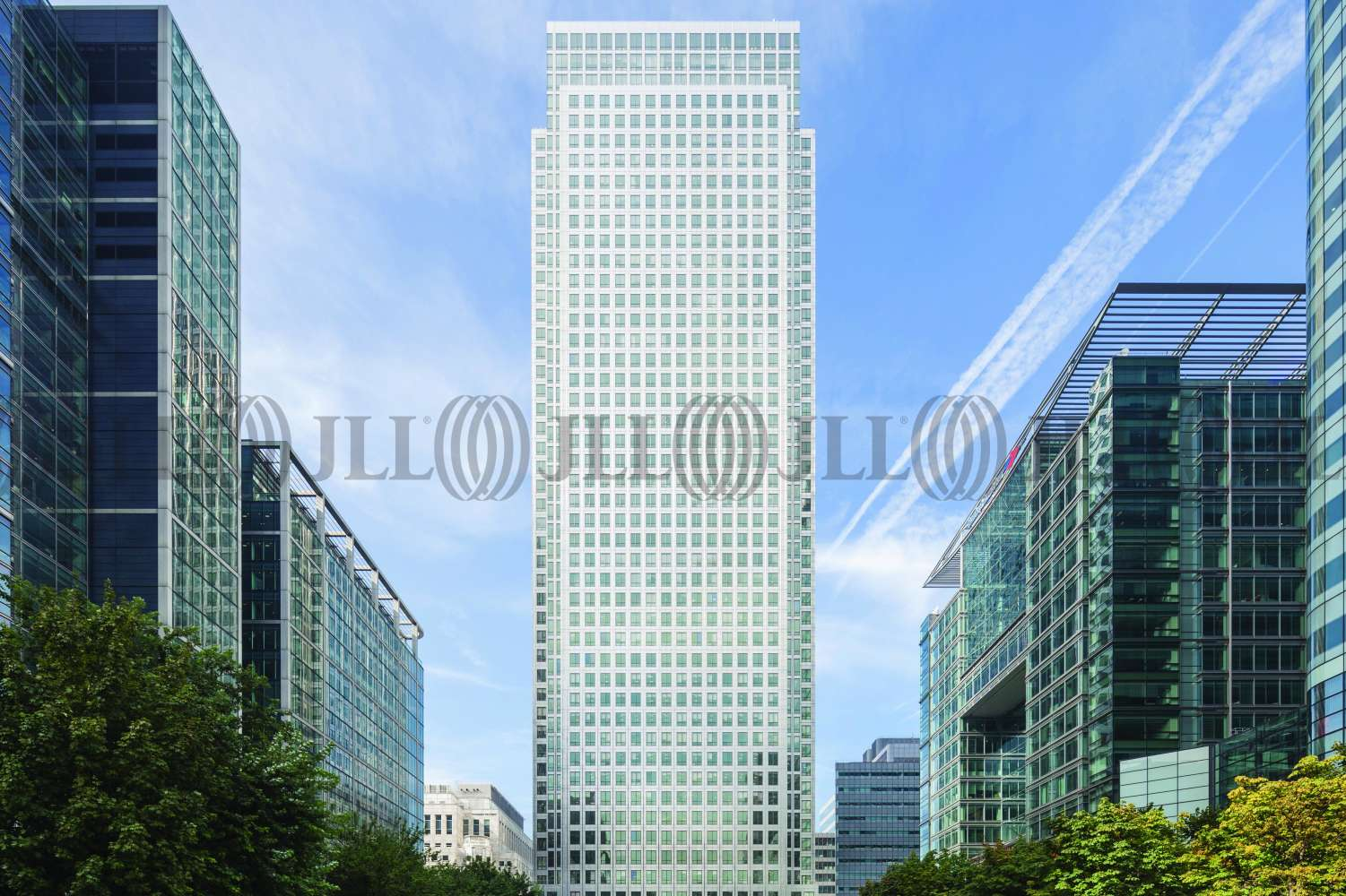 Office London, E14 5AB - 1 Canada Square - 6596
