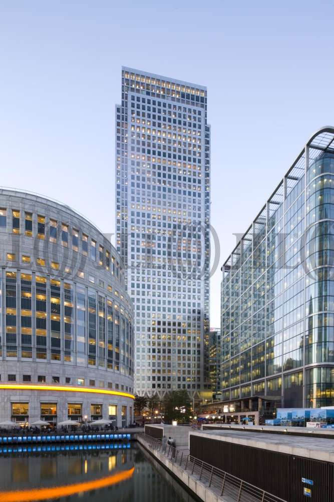 Office London, E14 5AB - 1 Canada Square - 58