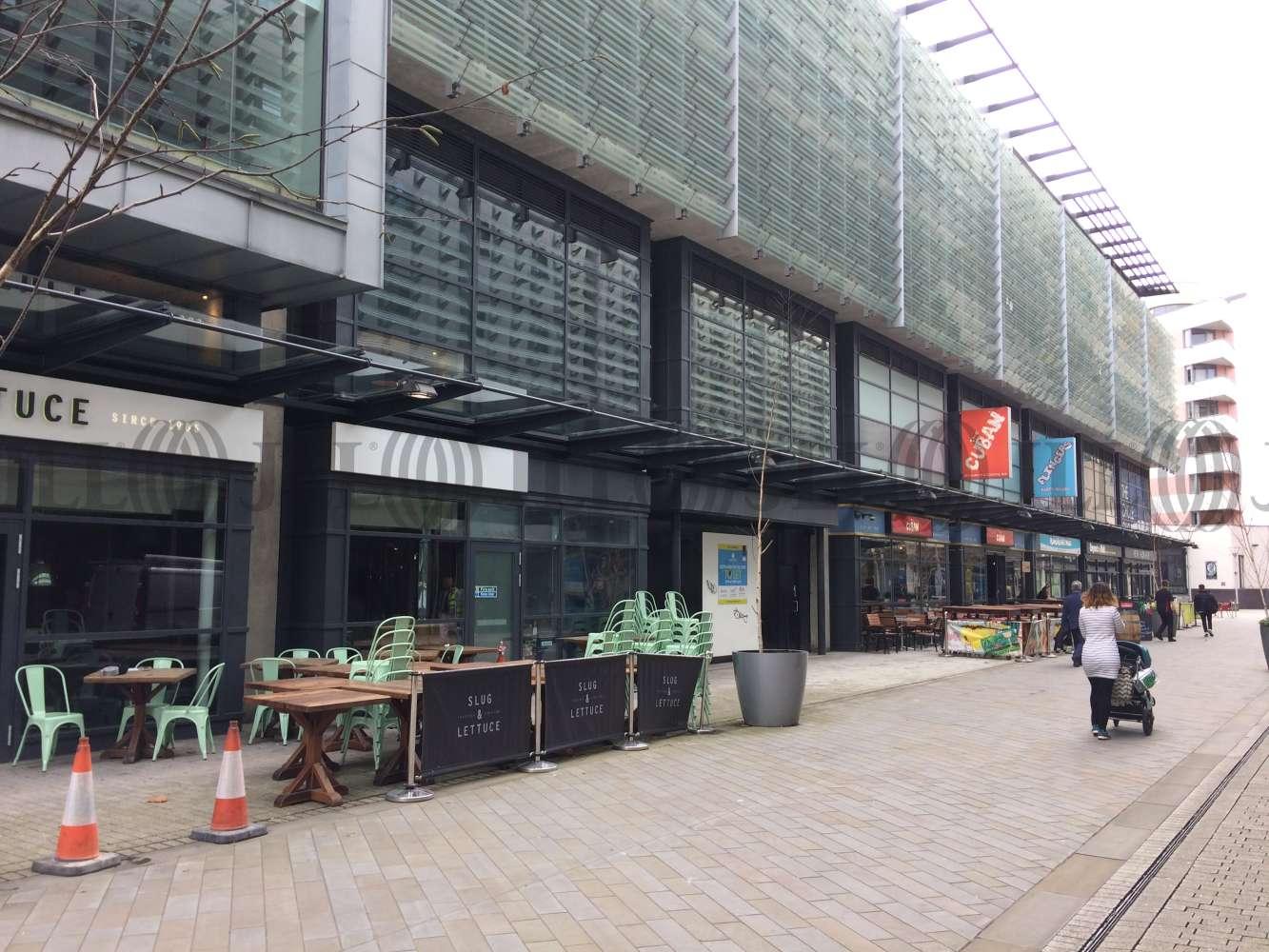 Retail high street Bristol, BS1 5TY - Bristol Harbourside - Building 11, Unit 3