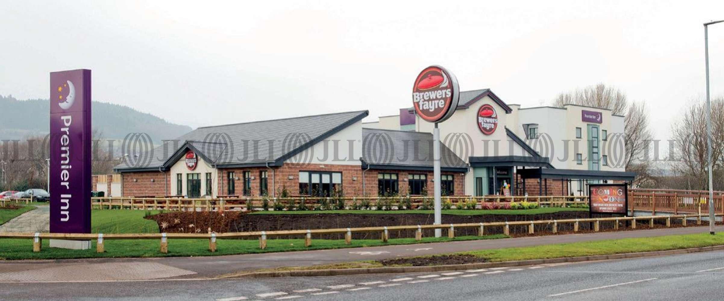 Land Exeter, EX1 1UG - Premier Inn Prospects for the South West - 3