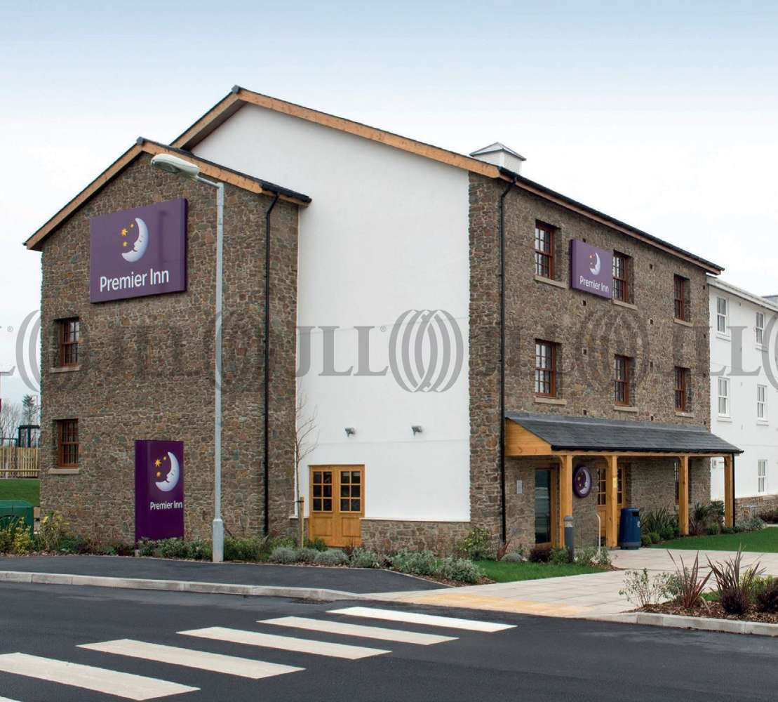 Land Exeter, EX1 1UG - Premier Inn Prospects for the South West - 1