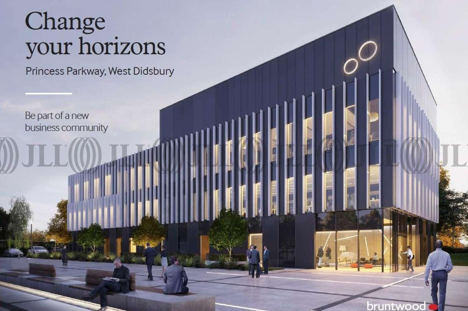 Office Manchester, M20 2AF - Didsbury Technology Park - 3