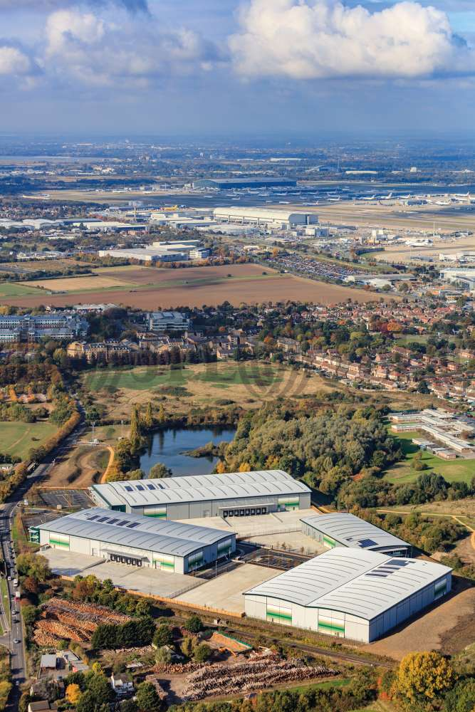 Industrial Heathrow, TW14 8EE - Heathrow Logistics Park - 1610221174