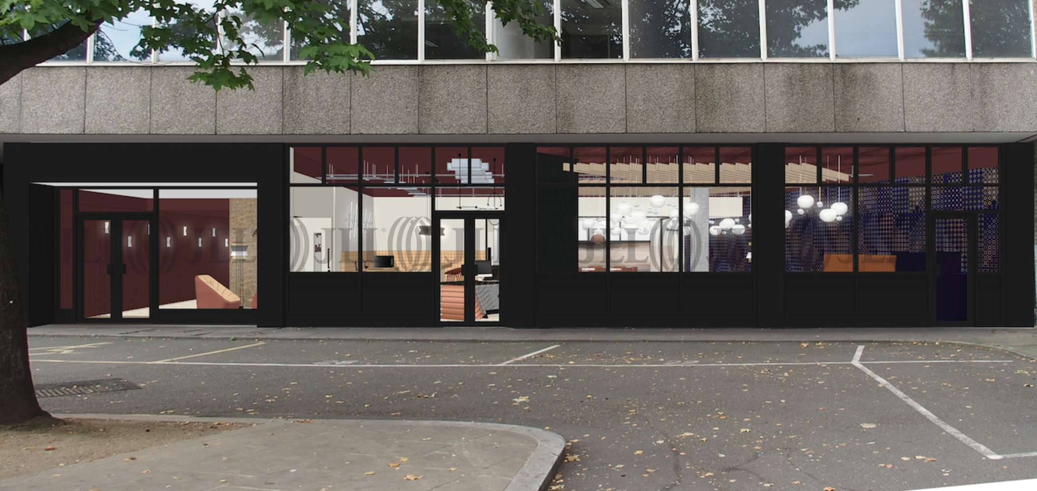Serviced office Ealing, W5 3TA - Saunders House - 92861