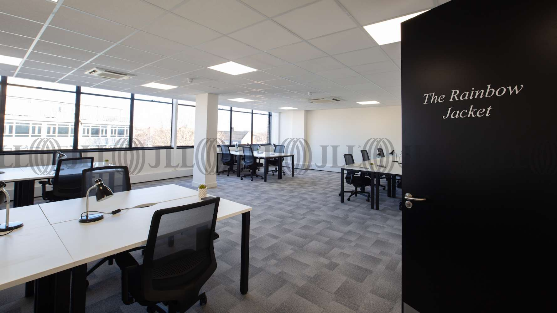 Serviced office Ealing, W5 3TA - Saunders House - 0041