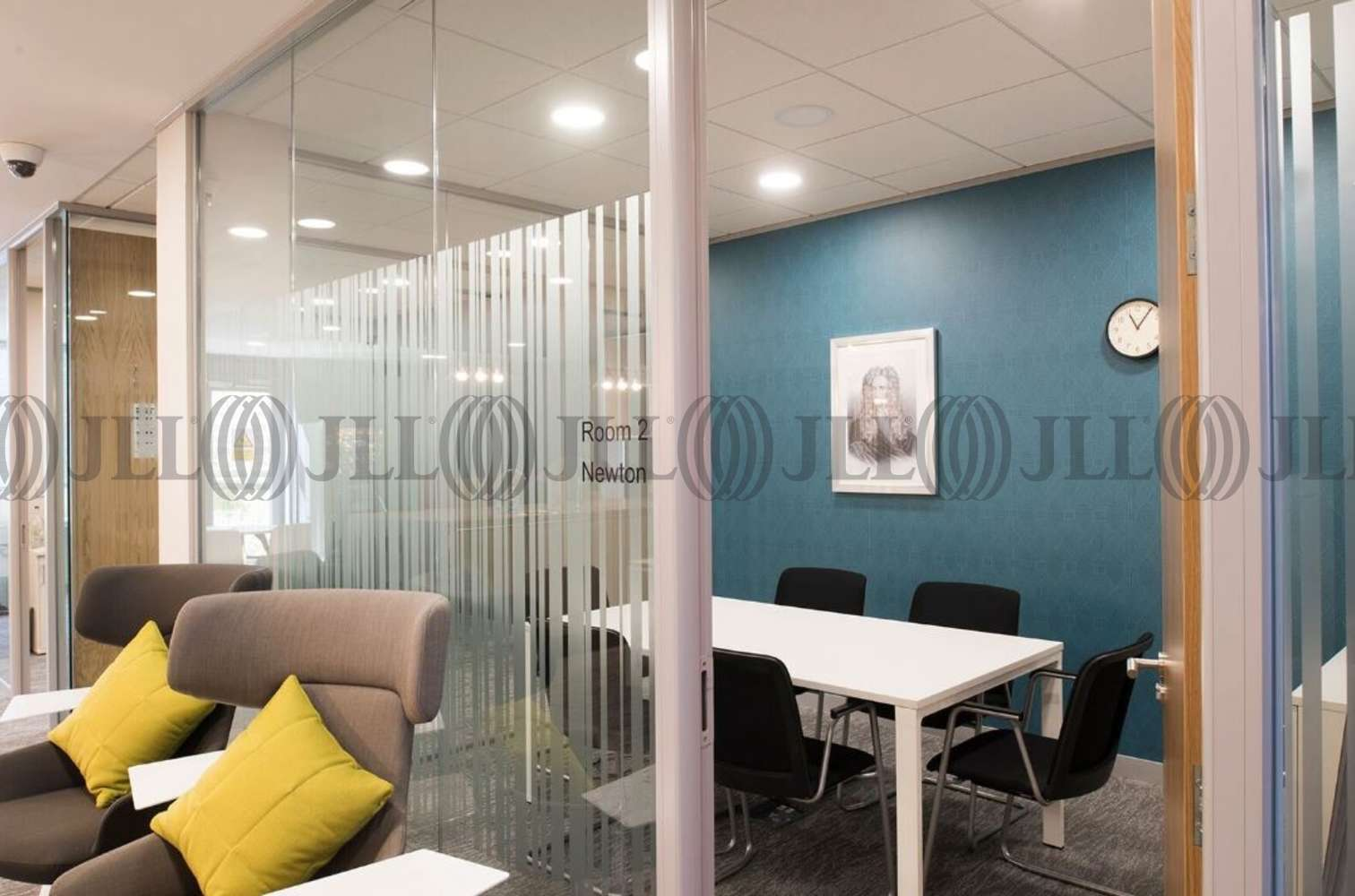 Serviced office Oxford, OX4 4GP - John Eccles House - 39018