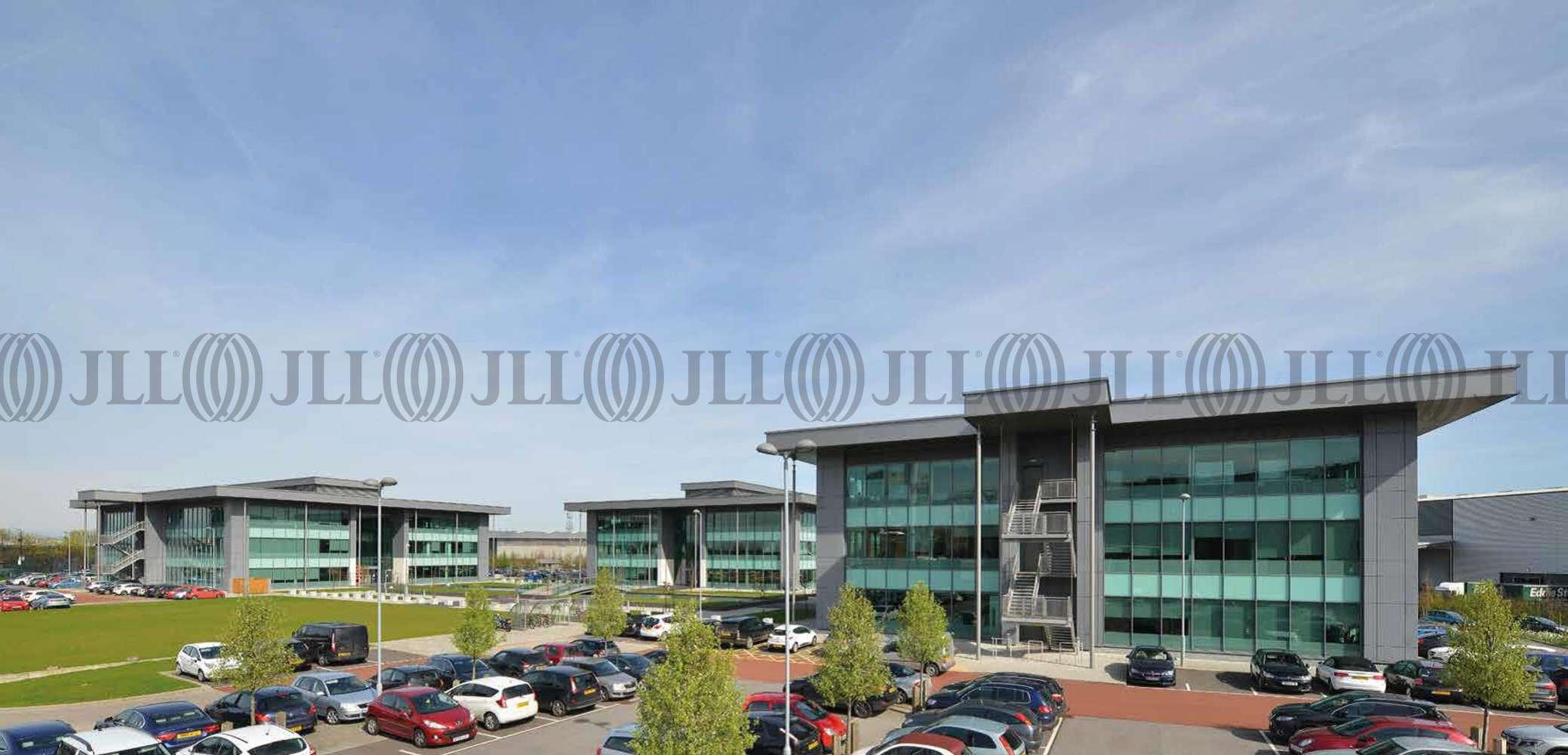 Office Trafford park, M17 1FQ - Building Three Think Park - 40033