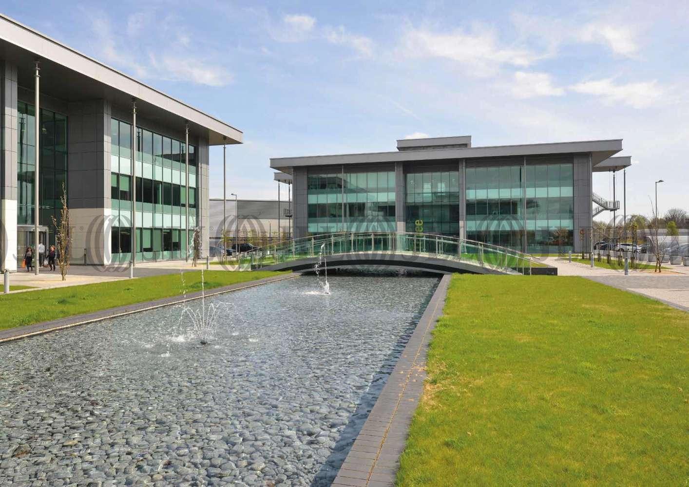 Office Trafford park, M17 1FQ - Building Three Think Park - 40037