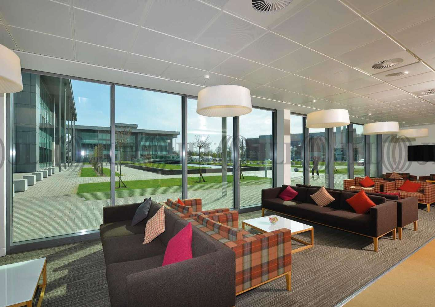 Office Trafford park, M17 1FQ - Building Three Think Park - 40039