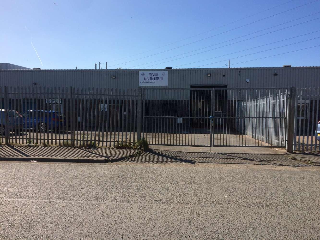 Industrial Paisley, PA3 3BQ - Unit 1B Lyon Road - 3762