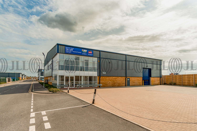 Industrial Chichester, PO19 7BJ - Unit E Glenmore Business Park - 90293