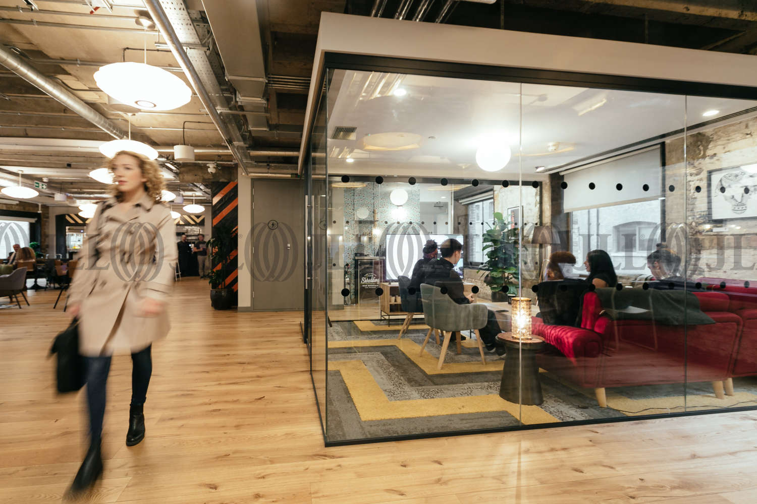 Serviced office London, EC2M 4YF - 9, Devonshire Square - 1
