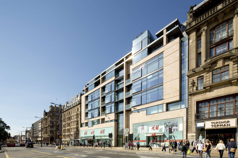 Office Edinburgh, EH2 2BY - 40 Princes Street - 030