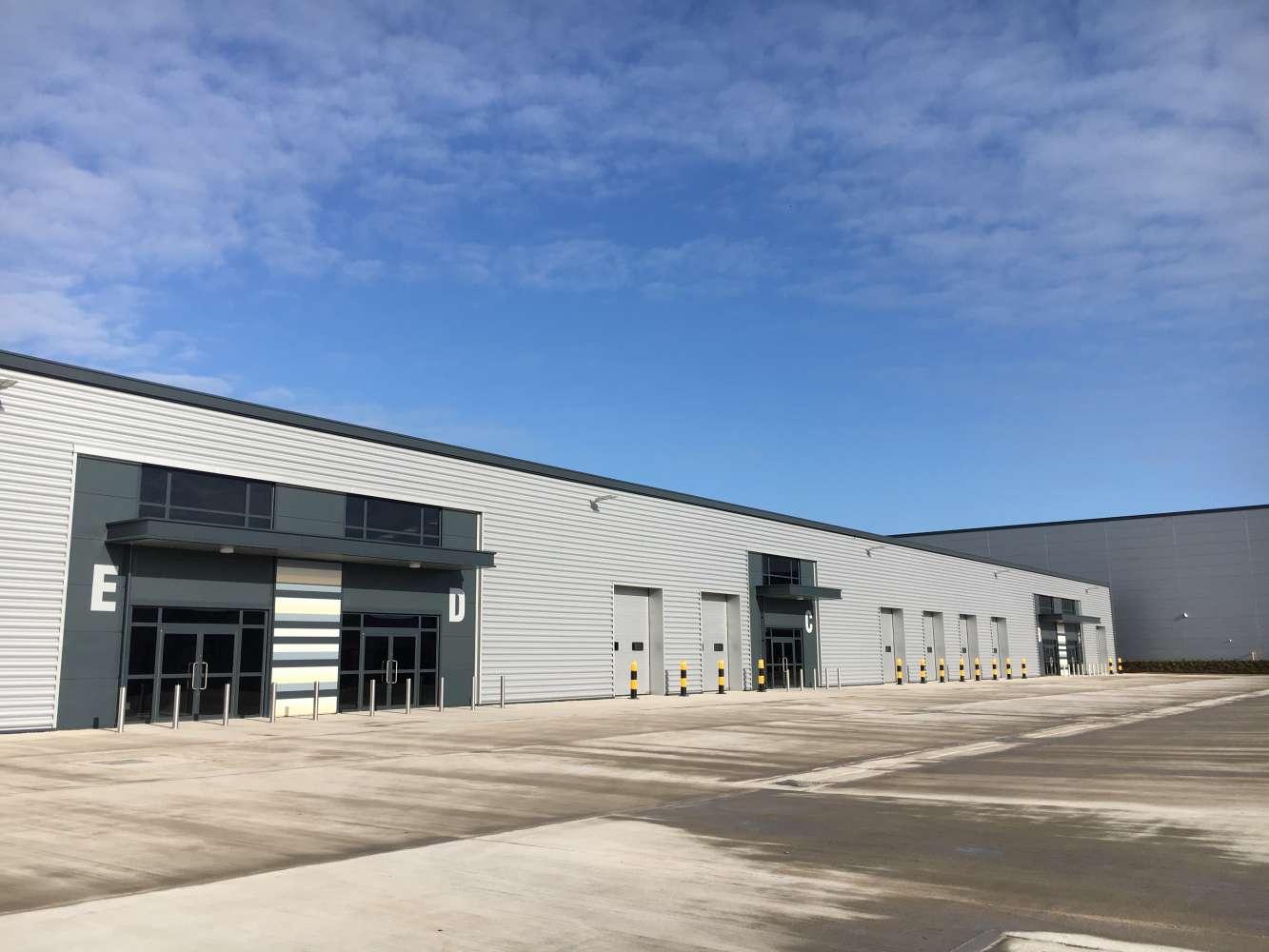 Industrial Bristol, BS34 7QE - Unit G3&G4 Horizon 38 - 2632
