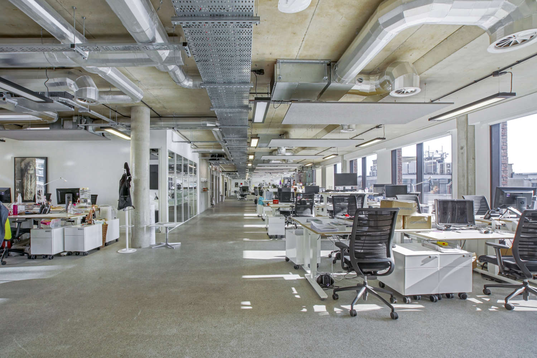 Office London, EC2A 4TP - 99 Clifton Street - 09640