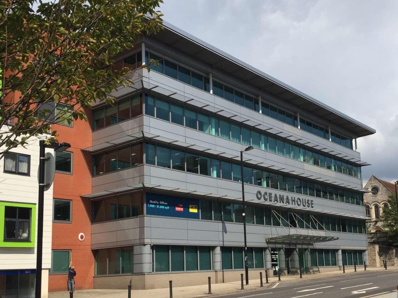 Office Southampton, SO15 1GA - Oceana House - 85206