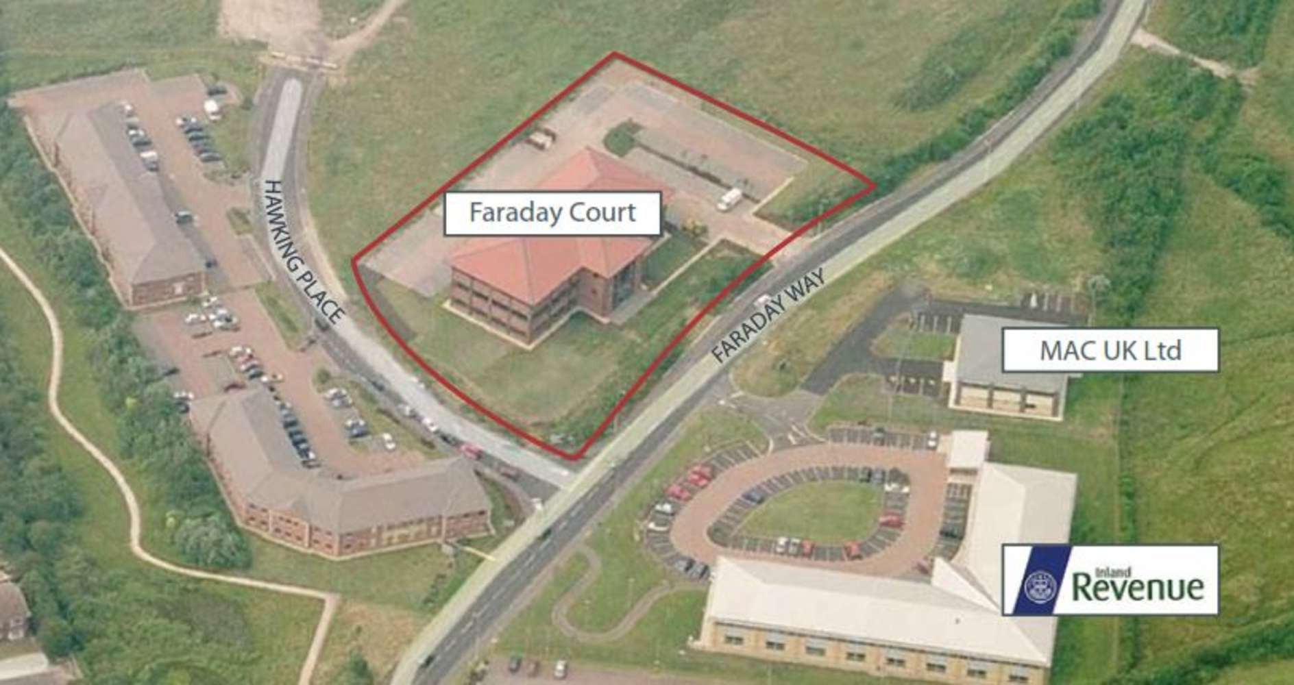 Offices Blackpool, FY2 0JW - Faraday Court - 3