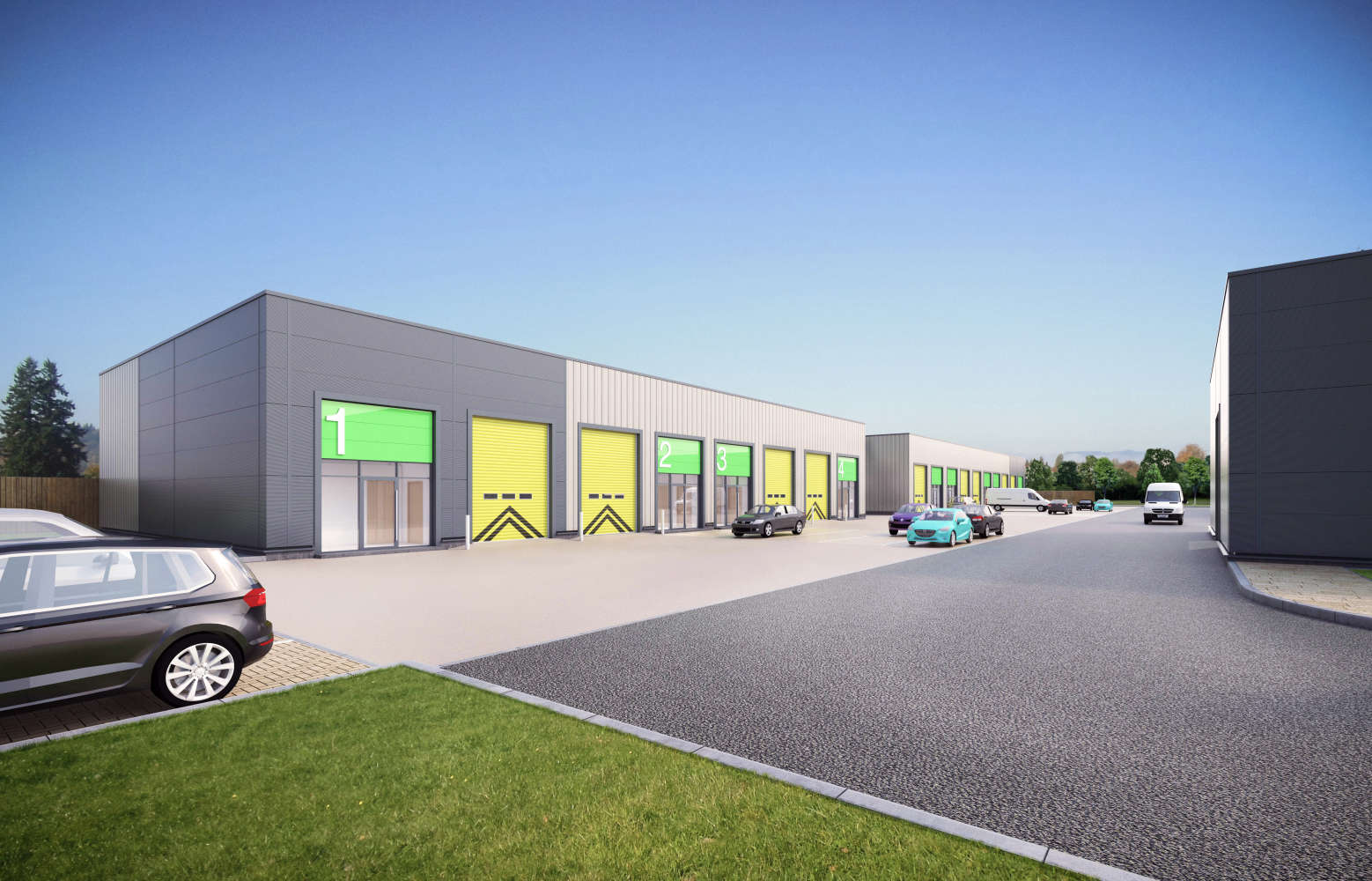 Office Rosyth, KY11 2XB - Queensferry One - 1