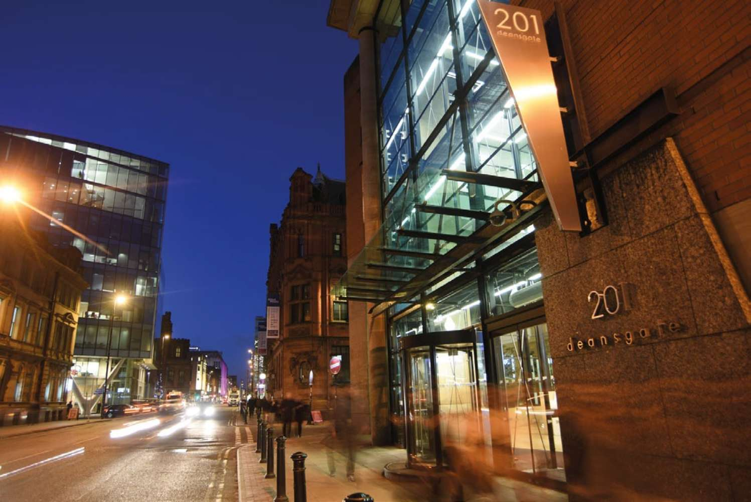 Office Manchester, M3 3NW - 201 Deansgate - 1