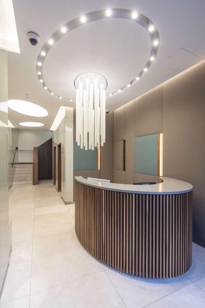 Offices London, EC3M 6AL - 155 Fenchurch Street - 3799