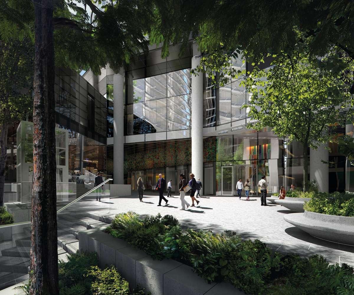 Offices London, EC2N 4BQ - 22 Bishopsgate - 2018