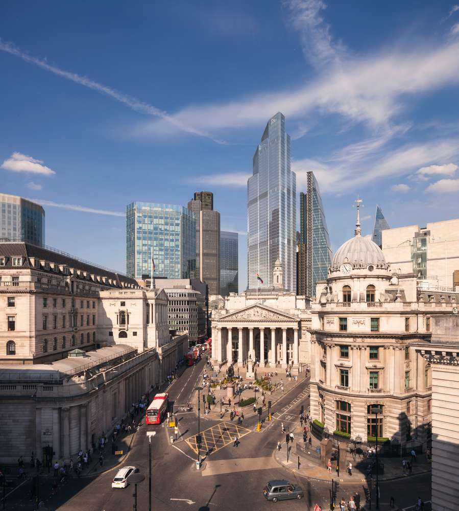 Offices London, EC2N 4BQ - 22 Bishopsgate - 86824