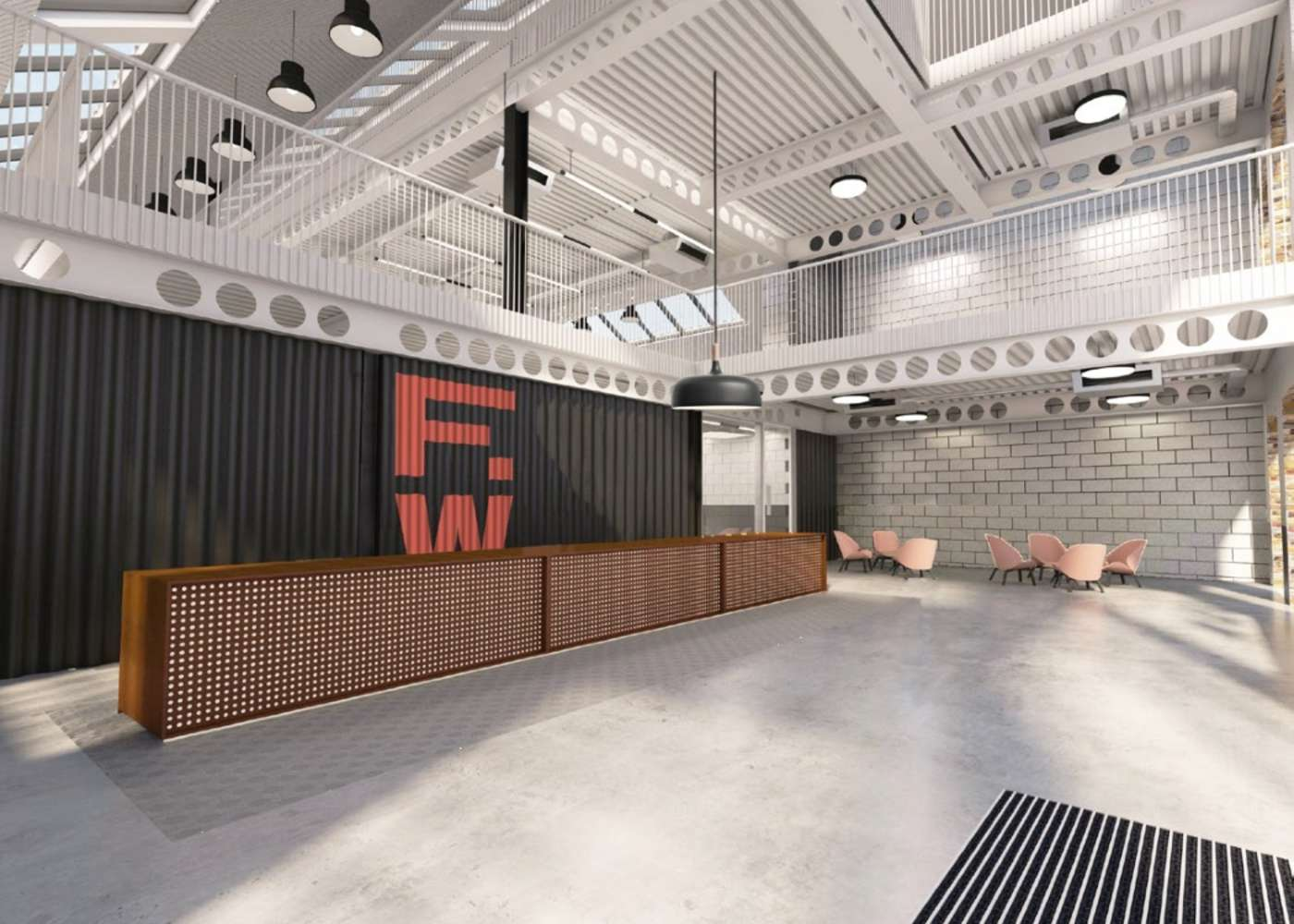 Office London, NW5 2HD - Fortess Works - 1