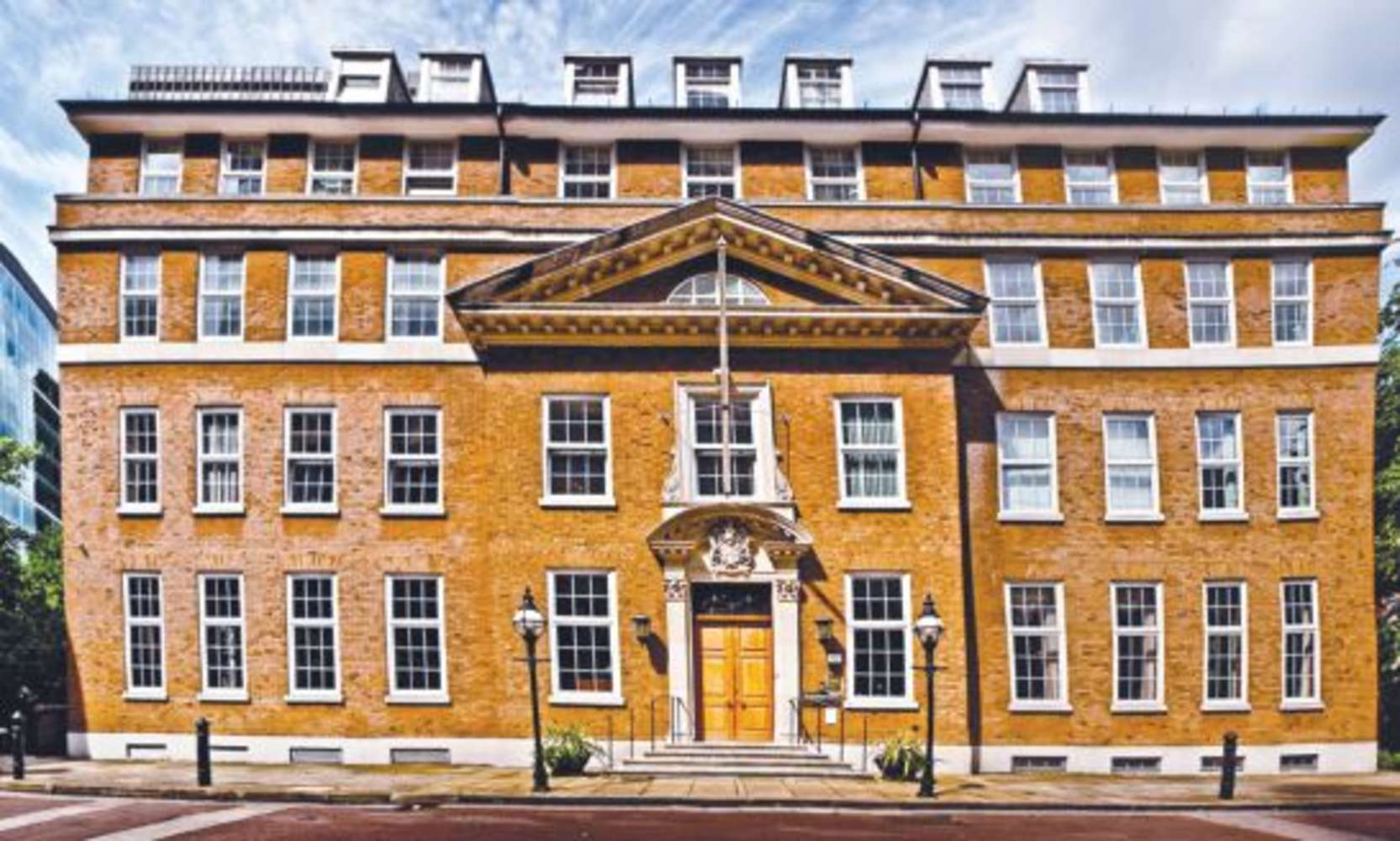 Offices London, EC2Y 5BL - 1 Monkwell Square - 52930