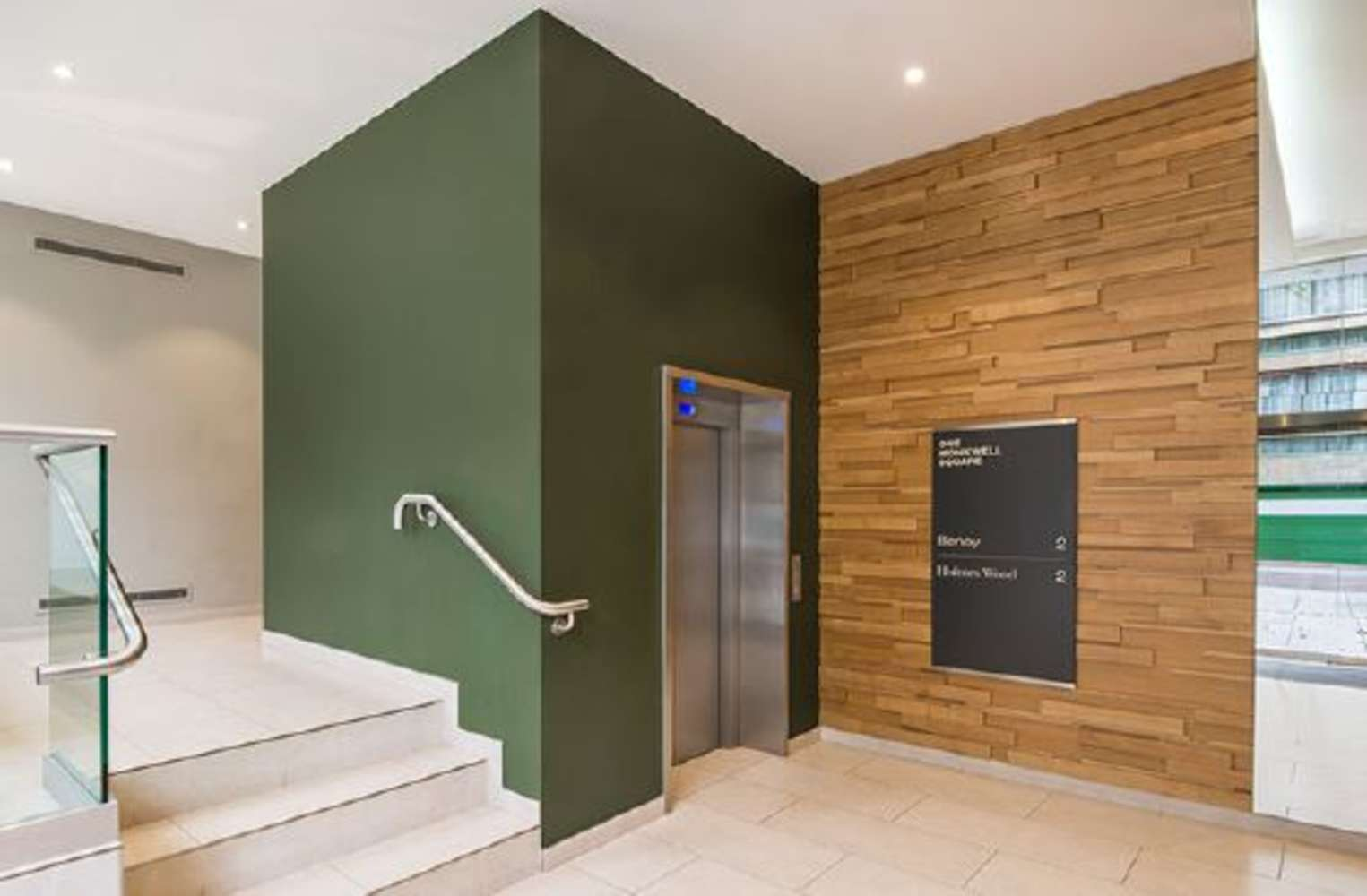 Offices London, EC2Y 5BL - 1 Monkwell Square - 1