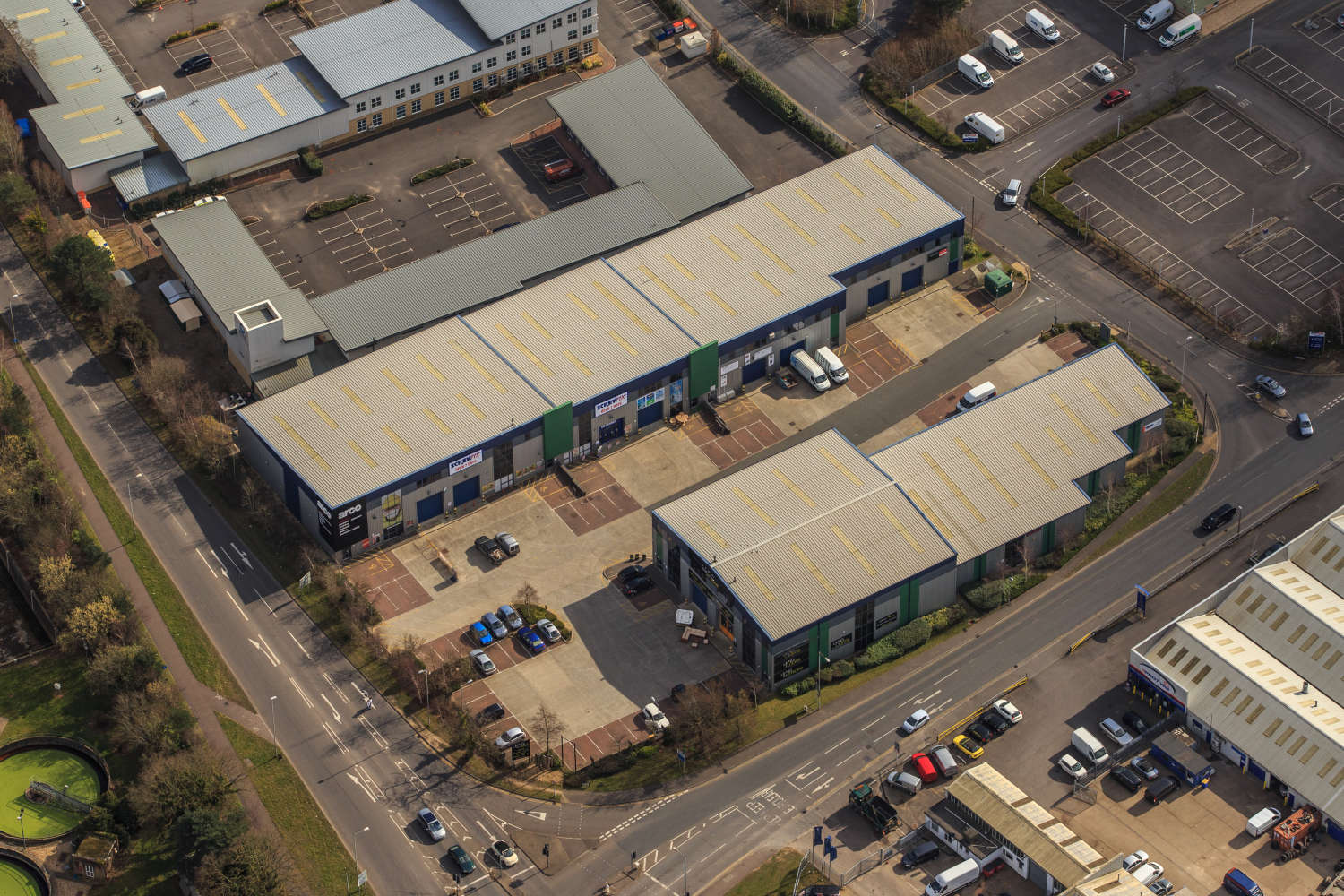 Industrial and logistics Poole, BH17 7AE - Unit 5, Broadstone Trade Centre - 3
