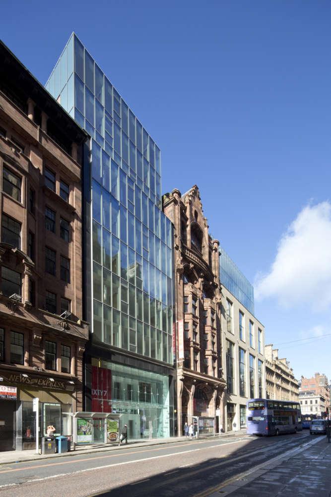 Office Glasgow, G2 6AE - Sixty7 - 1