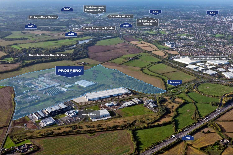 Industrial Coventry, CV7 9RD - Prospero Ansty - 62729